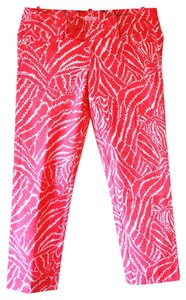 Lilly Pulitzer Skinny Pants Pink