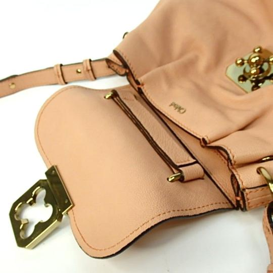 Chloé Elsie Turnlock Cross Body Bag