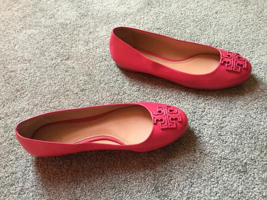 Tory Burch Saucy Pink Flats