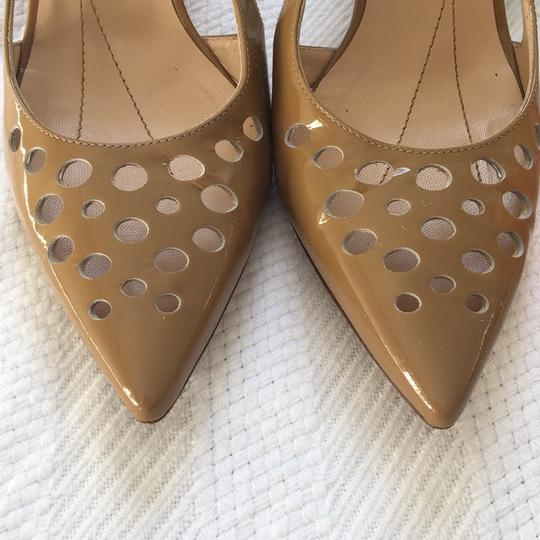 Kate Spade Pointed Heels tan Pumps