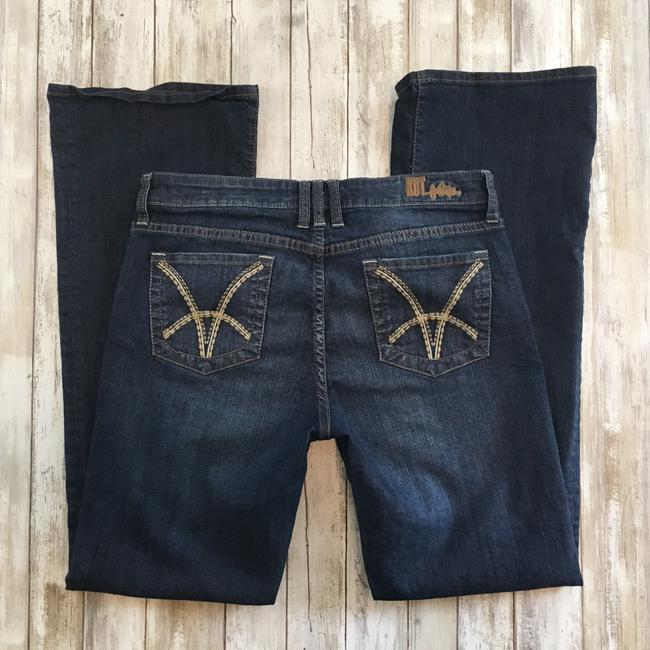 KUT from the Kloth Boot Cut Jeans