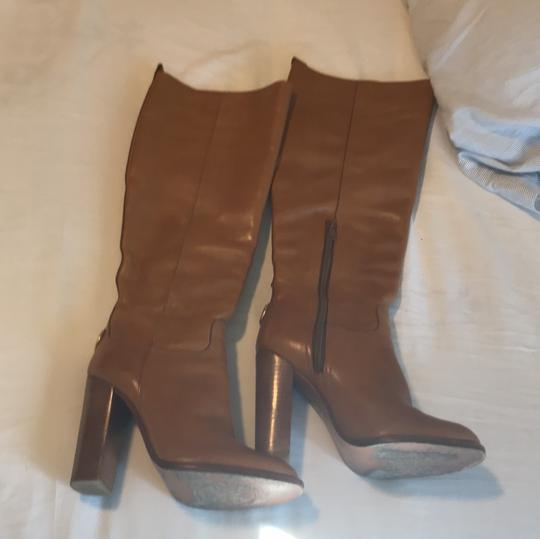 Tory Burch camel Boots
