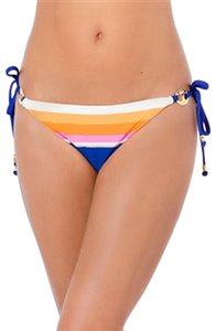 Trina Turk Avalon Surf Club Tie Side Hipster Swim