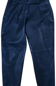 Theory Relaxed Pants Navy