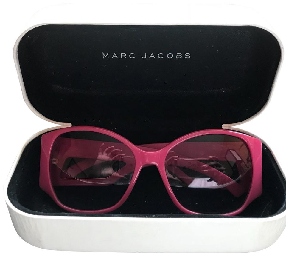 f9cd9e7a3c77 Marc Jacobs Pink framed sunglasses Image 0 ...