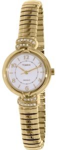 Timex Gold Stainless Steel Elevated Classics TW2P61300 Watch