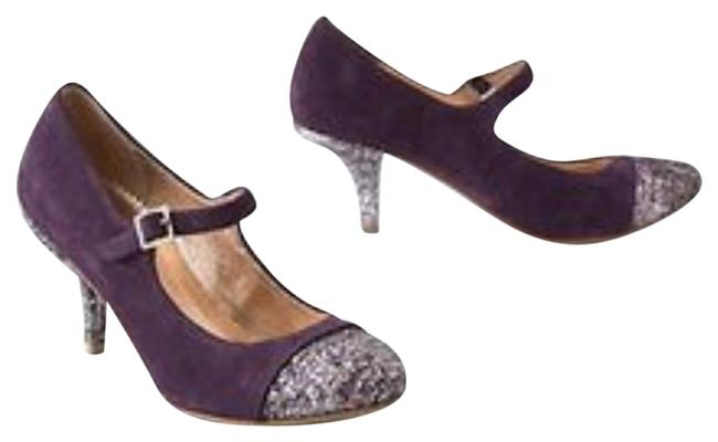 Item - Purple Miss Albright Kenzie Pumps Size US 8.5 Regular (M, B)