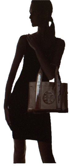 Preload https://item2.tradesy.com/images/tory-burch-mini-brown-tote-coconut-brown-with-tan-inside-lining-nylonpatent-leather-satchel-2324546-0-0.jpg?width=440&height=440