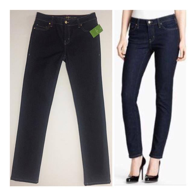 """Item - Dark Rinse Perry Street """"playing Hooky"""" Skinny Jeans Size 4 (S, 27)"""