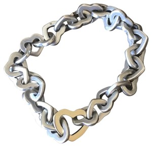 Tiffany & Co. Tiffany interlocking heart bracelet