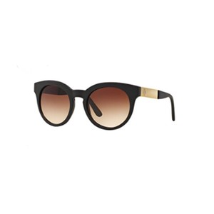 Tory Burch Modern Cat-eye with Gold Metal Trim