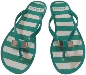 7600e4ee7e785 Coach Flip Flops - Up to 70% off at Tradesy