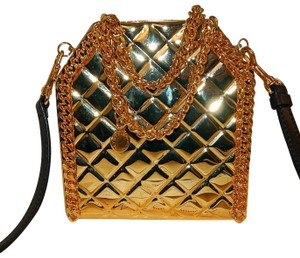 Stella McCartney Quilted Cross Body Bag
