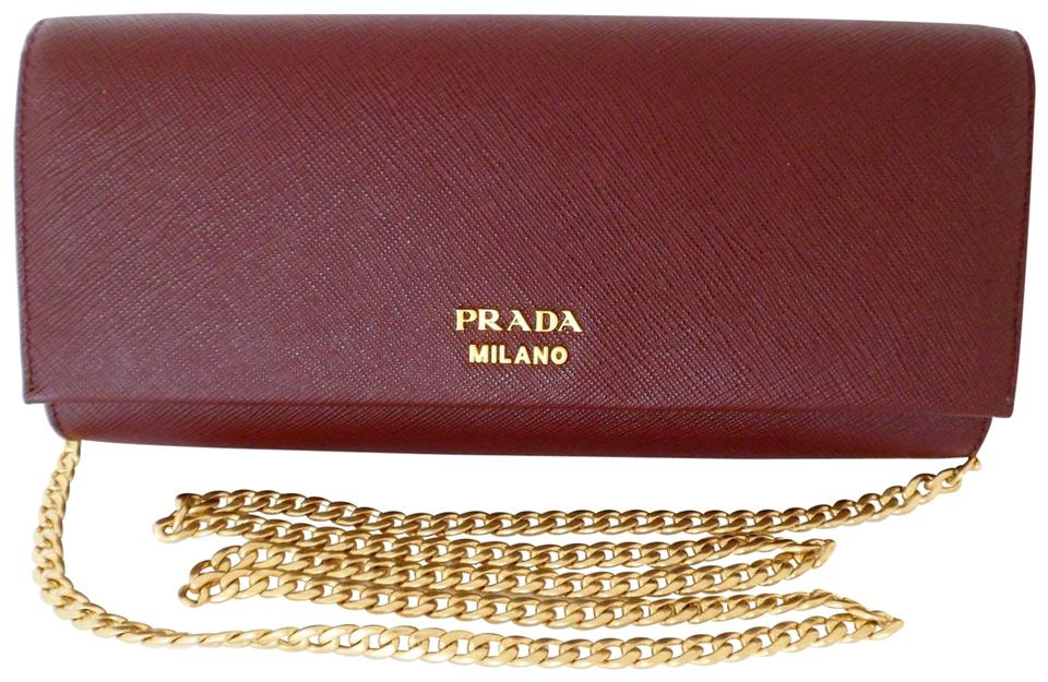 36a4017e61e4 Prada Dust Cover Both Id Cards Care Booklet Packing Box Cross Body Bag  Image 0 ...