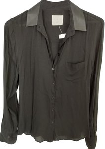Boy. by Band of Outsiders Top Black