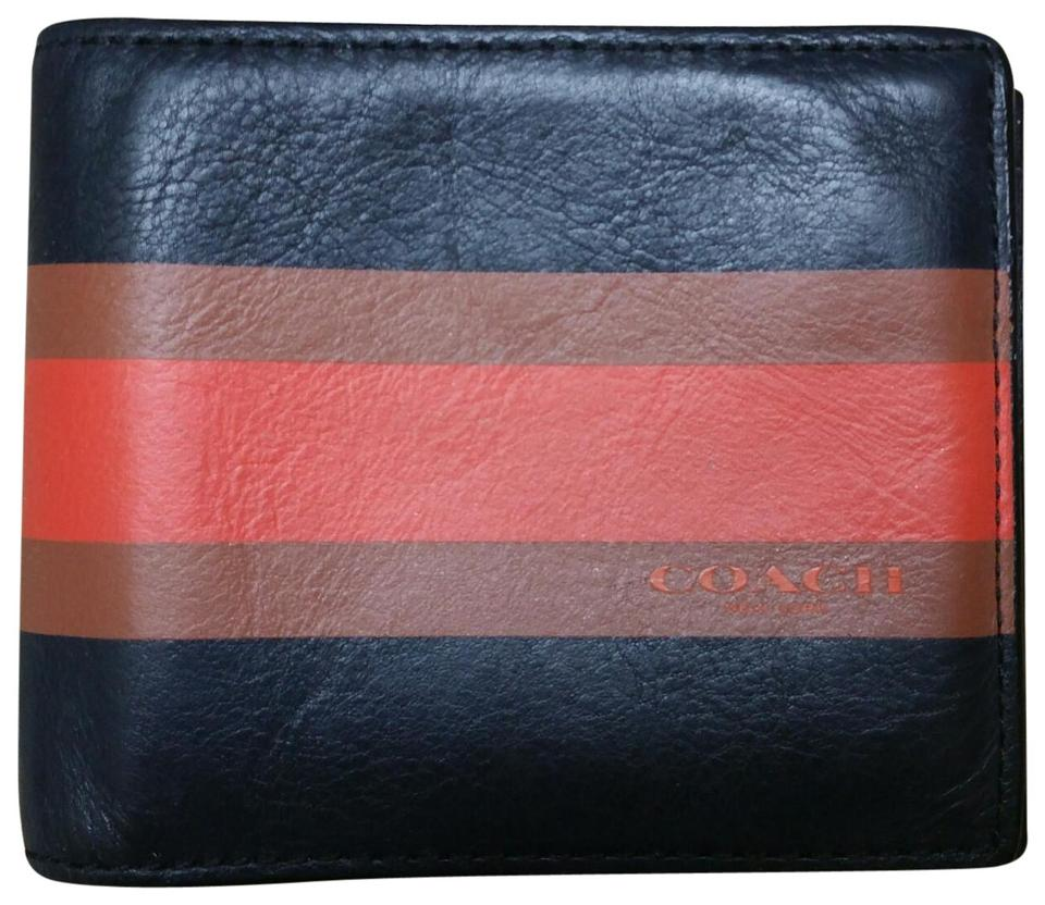 014f5078445c ... new arrivals coach mens varsity compact id wallet saddle b0259 4f6ba