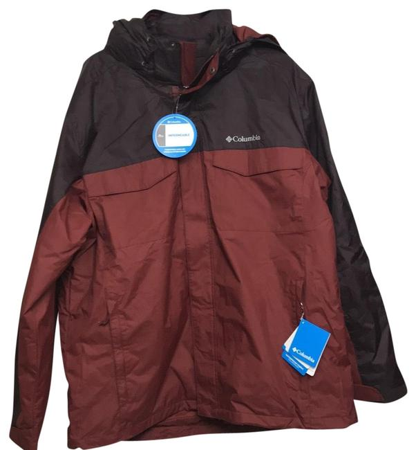 Item - Brown& Burnt Orange Timberline Triple I/C Jacket Coat Size 16 (XL, Plus 0x)