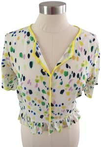 AX Paris Top Silk multi color