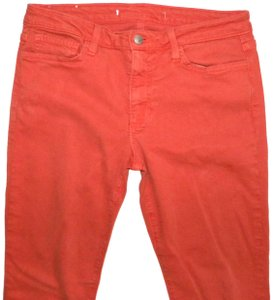 JOE'S Jeans Rust Colored Skinny Jeans