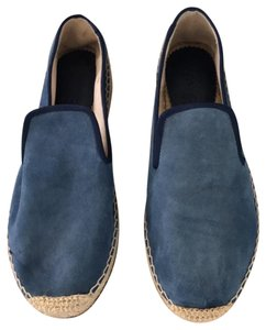 ElyseWalker Los Angeles Blue Flats