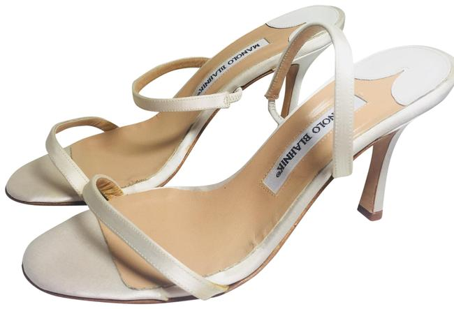 Item - Ivory/Cream Formal Shoes Size US 7 Narrow (Aa, N)