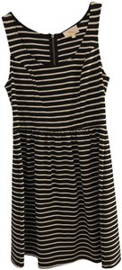 Collective Concepts short dress Black&White on Tradesy