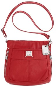 Tyler Rodan Silver Hardware Cross Body Bag