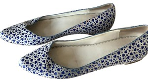 Marc Jacobs blue Flats