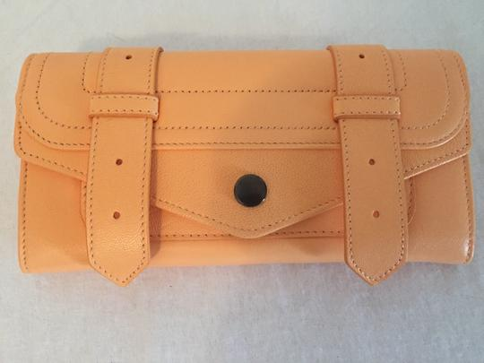 Proenza Schouler PROENZA SCHOULER Apricot Leather PS1 Continental Wallet