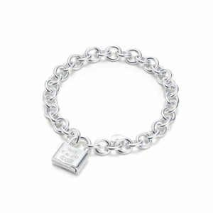 Tiffany & Co. Retired 1837 lock link bracelet