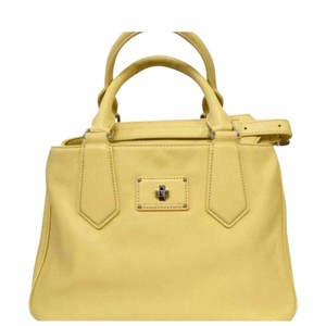 Marc by Marc Jacobs Satchel in Banana Cream