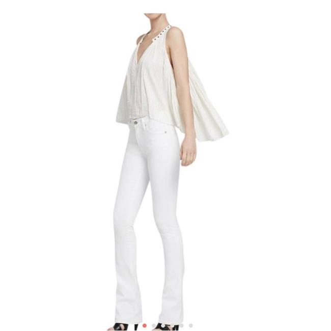 Item - White Light Wash Amber Boot Cut Jeans Size 30 (6, M)