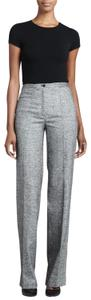 Michael Kors Tweed Silk Trouser Pants