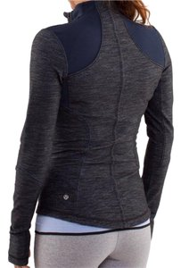 Lululemon Lululemon Forme Jacket Slub Denim Limitless