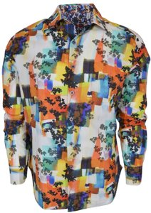 Robert Graham Shirt Men's Shirt Button Down Shirt Burlingame