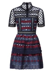 9c1af3ce313 Multicolor self-portrait Cocktail Dresses - Up to 70% off a Tradesy