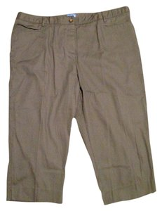 Westport Capri/Cropped Pants Khaki
