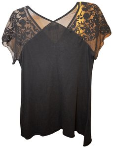 4 Love and Liberty Top Black