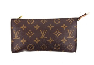 Louis Vuitton Monogram Pochette Toilette 20 Cosmetics Travel Dopp Toiletry Bag