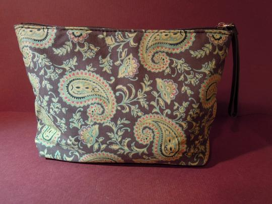 Maggie B. spice paisley Travel Bag