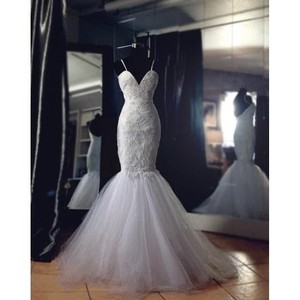 Lauren Elaine Anastasia Wedding Dress