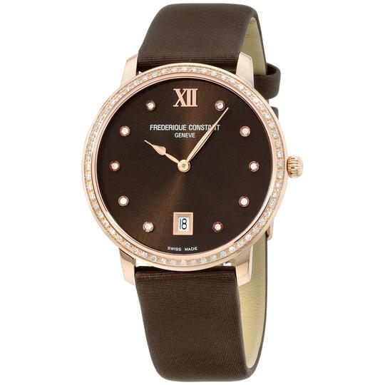 Preload https://img-static.tradesy.com/item/23254728/frederique-constant-brown-women-s-rose-gold-fc-220c4sd34-watch-0-0-540-540.jpg