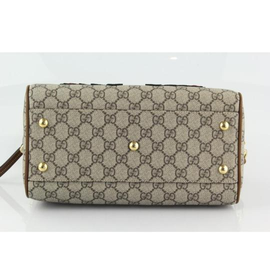 Gucci Satchel in GG canvas