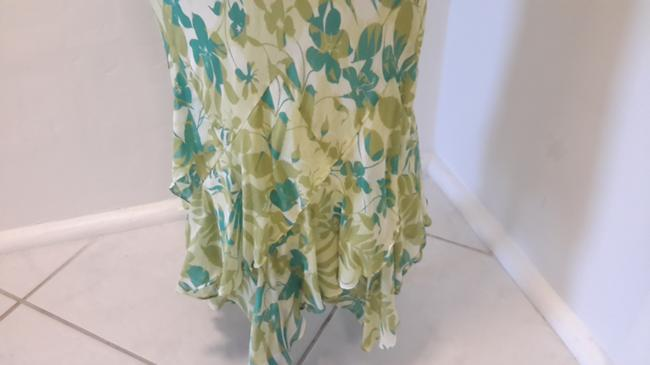 Adrianna Papell Maxi Skirt Mulicolored