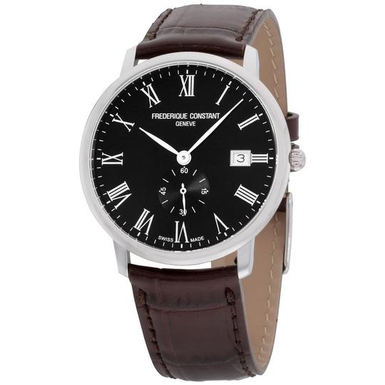 Preload https://img-static.tradesy.com/item/23254907/frederique-constant-black-leather-men-s-fc-245br5s6dbr-watch-0-0-540-540.jpg