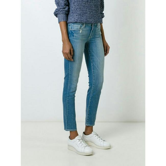Paige Skinny Jeans-Light Wash