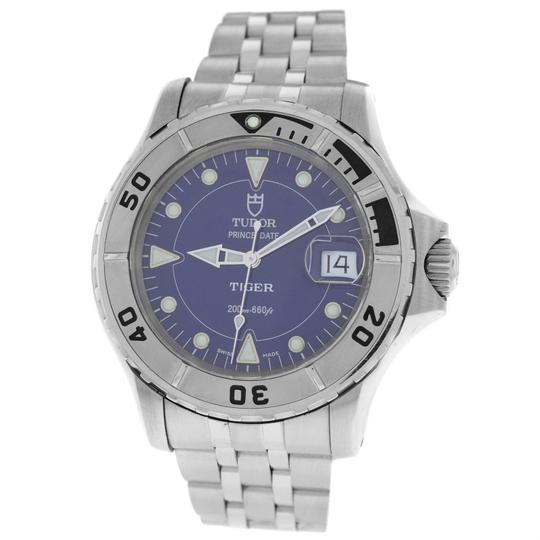 Preload https://img-static.tradesy.com/item/23254977/tudor-silver-men-prince-tiger-89190-date-41mm-steel-watch-0-1-540-540.jpg