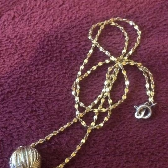 Others gold necklace