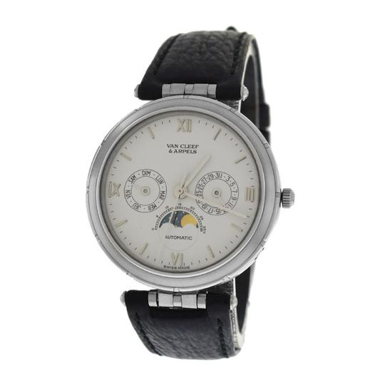 Preload https://img-static.tradesy.com/item/23255061/van-cleef-and-arpels-silver-mens-unisex-la-collection-moonphase-day-date-automa-watch-0-0-540-540.jpg
