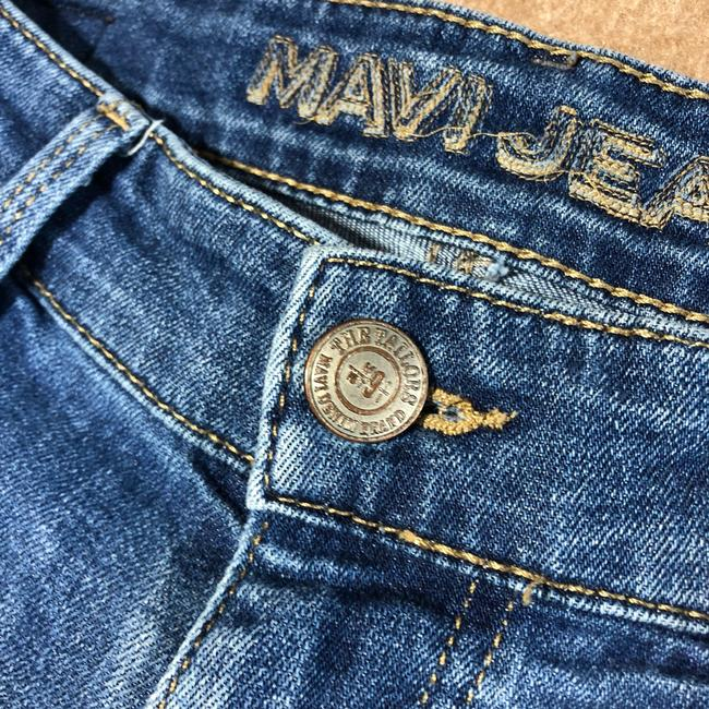 Mavi Jeans Relaxed Fit Jeans-Light Wash